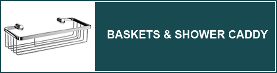 Baskets & Shower Caddy