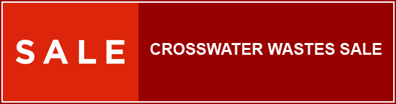 Crosswater Wastes & Traps Sale