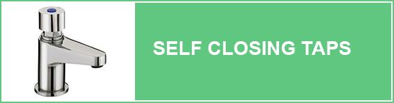 Self Closing Taps