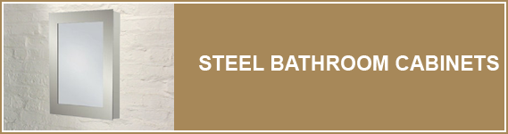 Steel Bathroom Cabinets