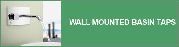 Wall Mounted Basin Taps