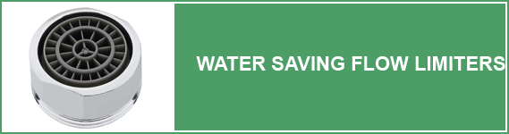 Water Saving Flow Limiters