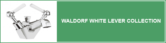 Waldorf White Lever Collection