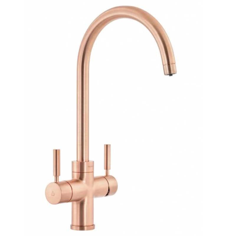 Buy Pronteau Prostream 3 In 1 Tap Urban Copper Pt1105 Abode