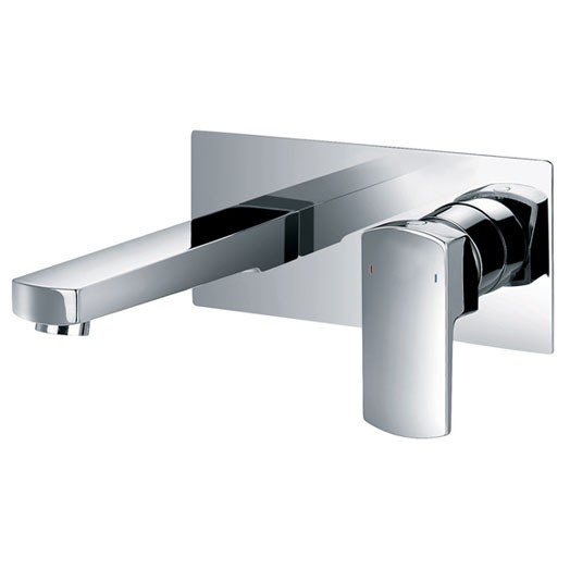 Dekka Wall Basin Mixer