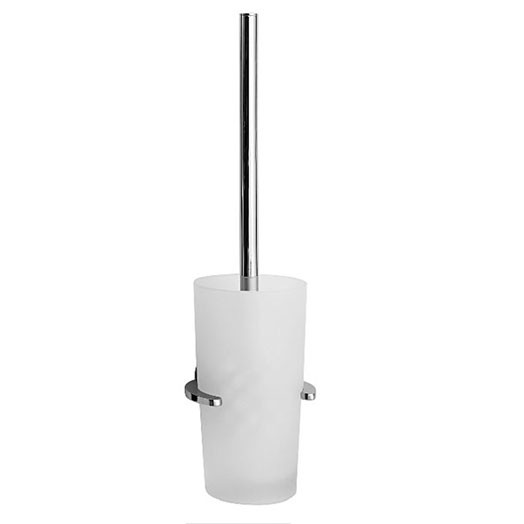 Loft Wall Mounted Toilet Brush Set