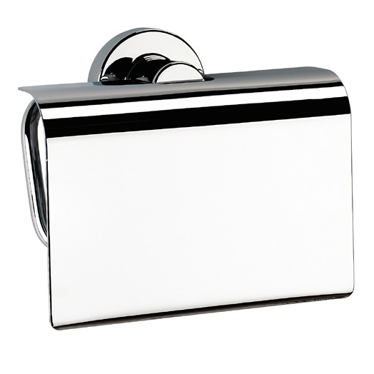 Tecno Project Open Toilet Roll Holder With Flap