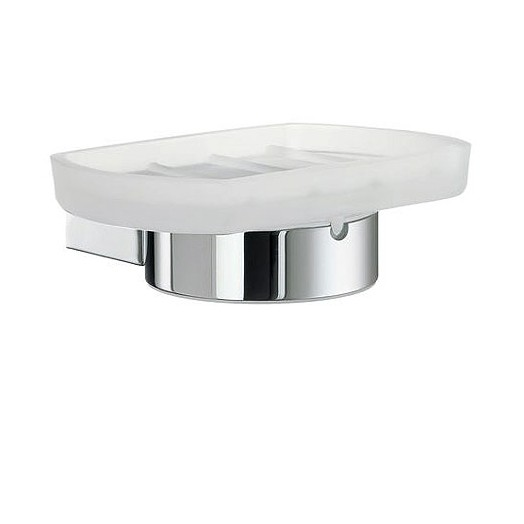 Air Wall Mounted Glass Soap Dish And Holder