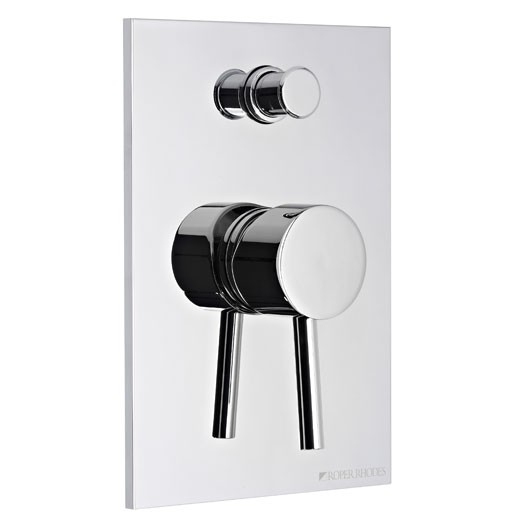 Roper Rhodes | Storm Recessed Manual Shower Valve with Diverter
