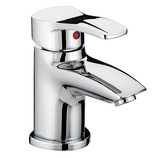 Capri Basin Mixer No Waste