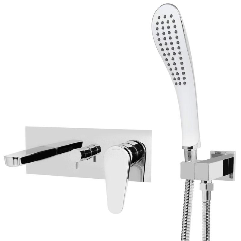 Claret Wall Bath Shower Mixer