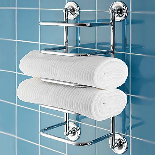 Bristan Bristan Complementary Towel Stacker Comptstack1c