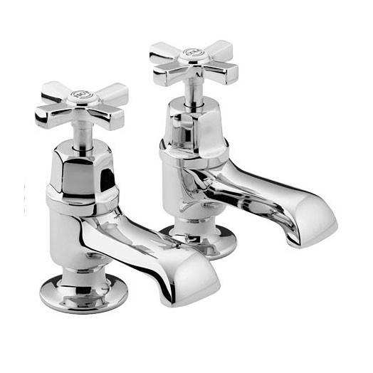 Art Deco Bath Taps