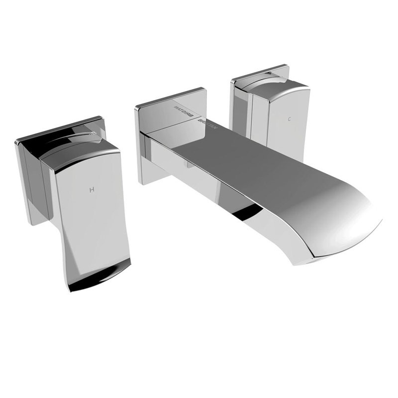 Descent Wall Mounted Bath Filler