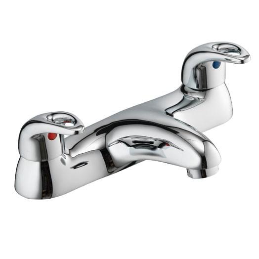 Pura Bathrooms DV8 Deck Mounted Bath Filler