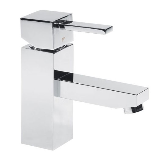 Factor Basin Mixer With Click Waste