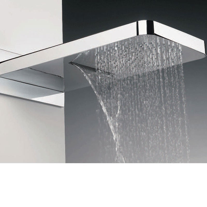 Revive Shower Head With Waterfall