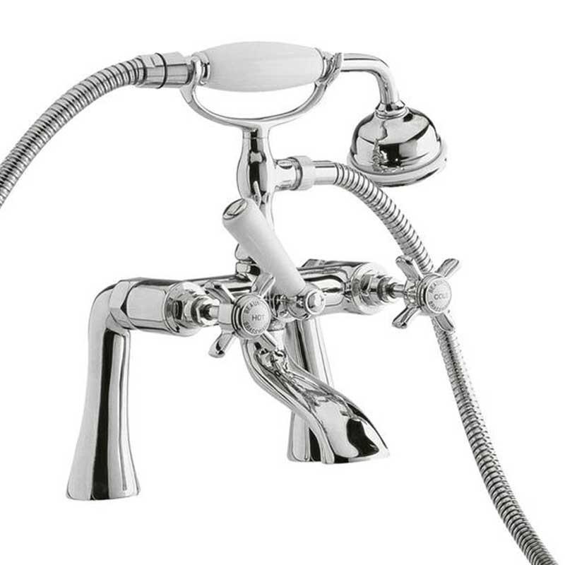 Beaumont 3/4 Bath Shower Mixer