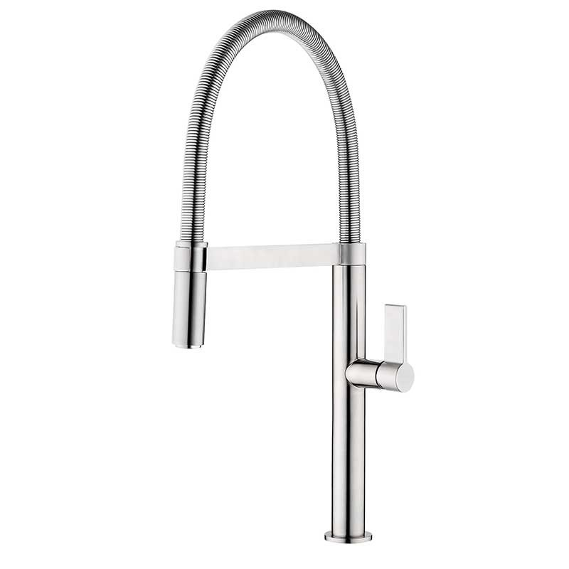 Jovian Single Lever Monobloc Kitchen Tap Chrome