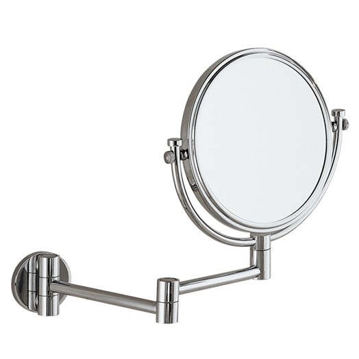 Reversable Magnifying Wall Mirror