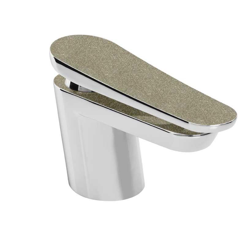Metallix Claret One Hole Bath Filler Champagne Shimmer