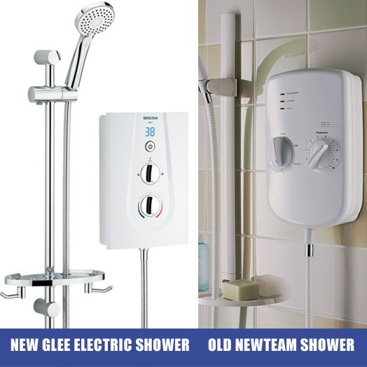 New Team 8.5Kw Electric Shower
