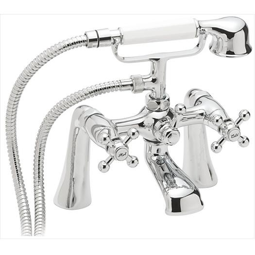 Pimlico Bath Shower Mixer with Kit