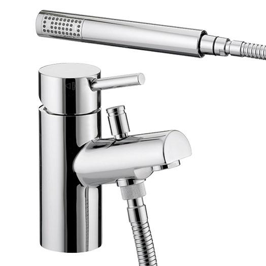 Prism One Hole Bath Shower Mixer