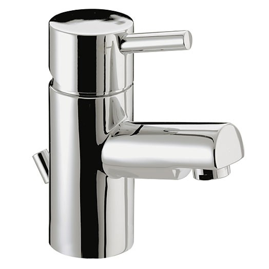 Prism Eco Basin Mixer with Pop-up Waste