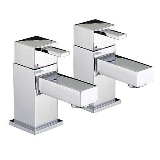 Quadrato Basin Taps