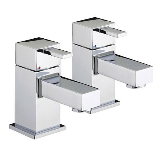 Quadrato Bath Taps
