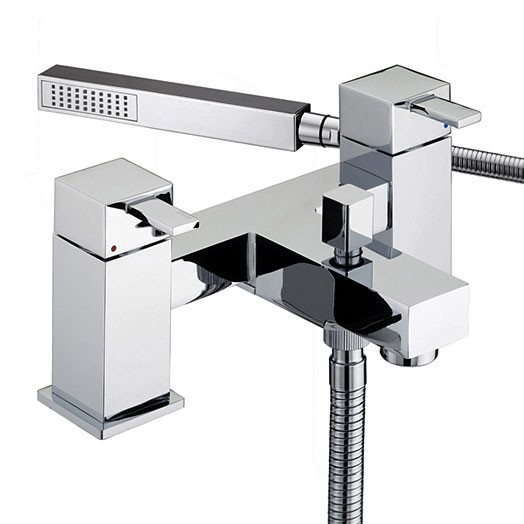 Quadrato Bath Shower Mixer