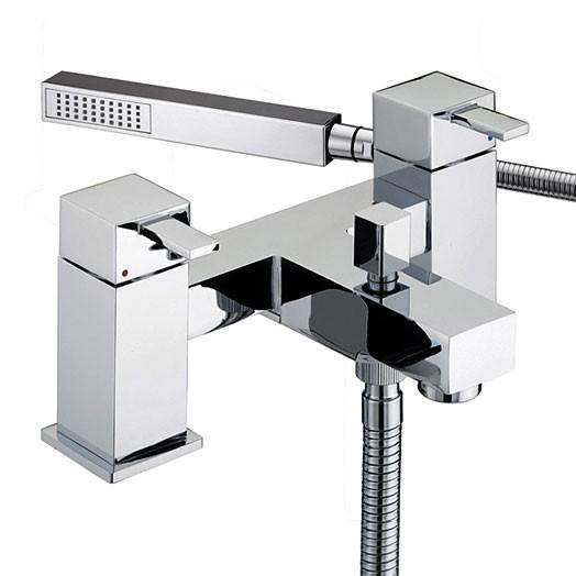 Bristan Quadrato Eco Bath Shower Mixer