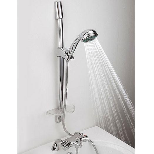 Questflo Premium Bath Shower With Mode Shower Kit