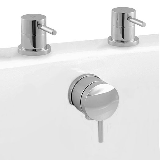 Home of Ultra Quest Bath Filler with Waste and Overflow