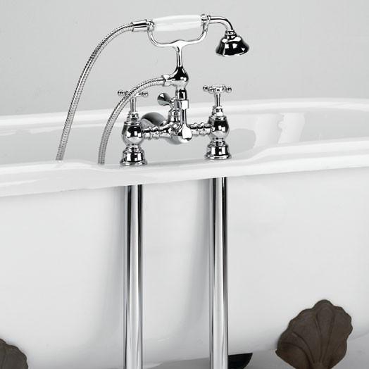 Bath Shroud Chrome