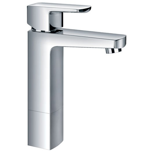 Dekka Single Lever Medium Basin Mixer