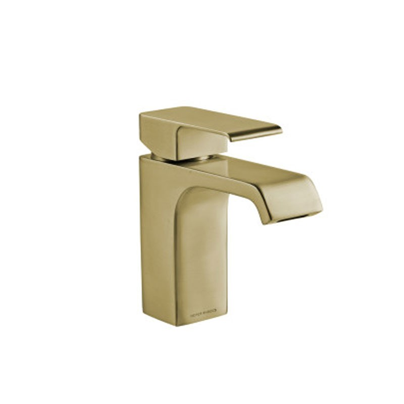 Hydra Basin Mixer With Click Waste Brass