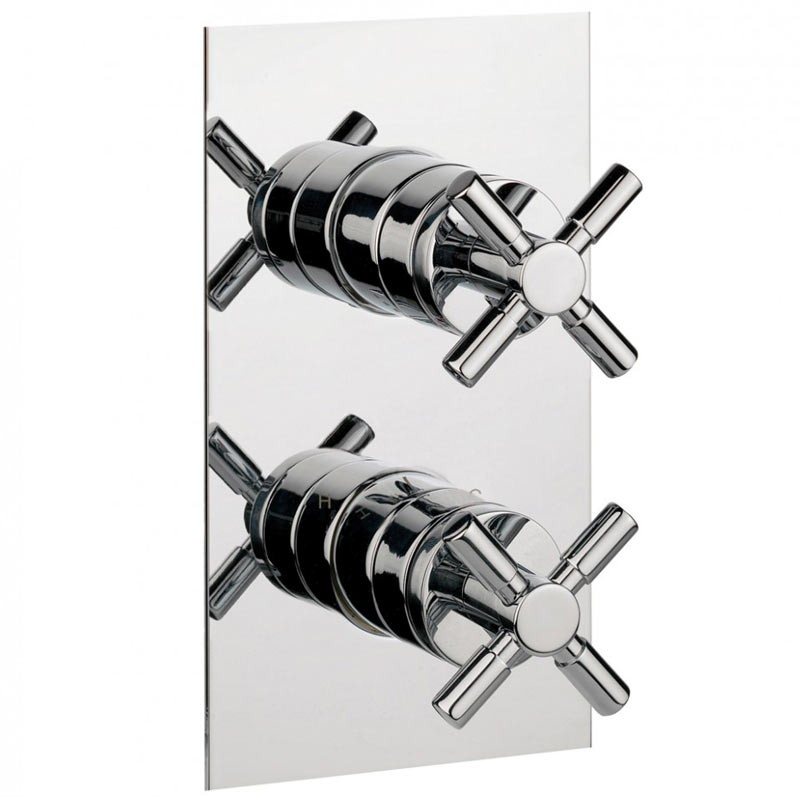 Crosswater Totti Dual Control Shower Valve 3 Way