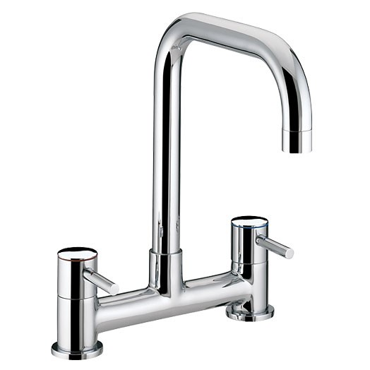 Torre Deck Sink Mixer