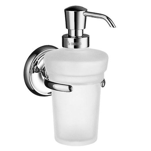 Villa Wall Mounted Glass Soap Dispenser
