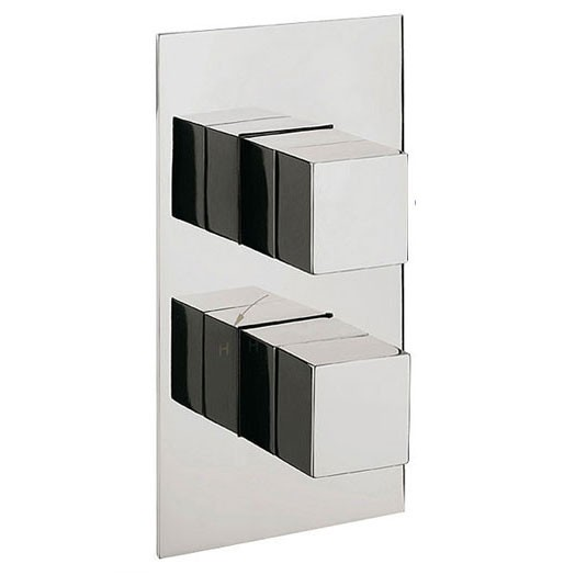 Water Square Thermostatic Shower Valve