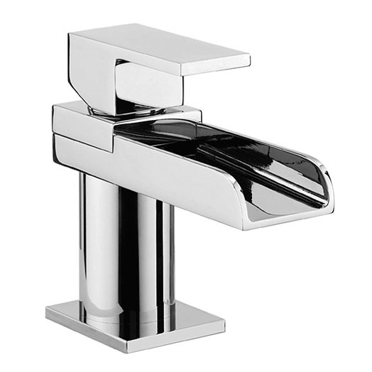 Water Square Mini Basin Mixer