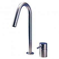 F2 E 2 Hole Kitchen Mixer With Pull Out Spout