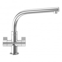 Franke Sion Monobloc Sink Mixer Silk Steel