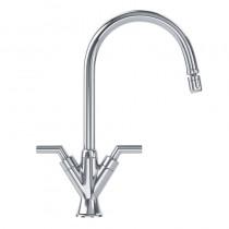 Franke Vesta Monobloc Sink Mixer Silk Steel