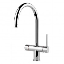 Oxygen 98 3 Way Mixer with C Spout Chrome