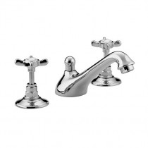 1901 3 Hole Basin Mixer Chrome