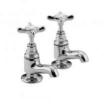 1901 Chrome Vanity Basin Taps NVANCCD