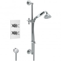 Bristan 1901 Shower Package Chrome